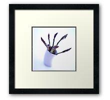 Sparrowgrass Framed Print