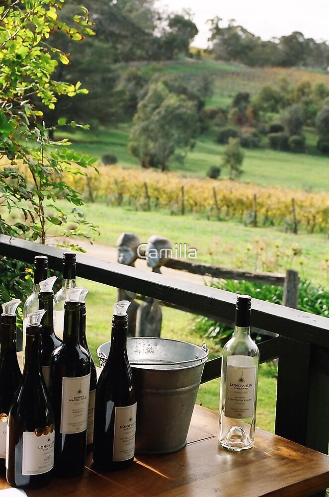 Longview Winery by Camilla