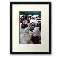 Bells Rapids Framed Print