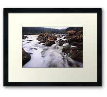 Bells Rapids Framed Print