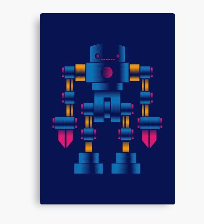 Big Robot Canvas Print