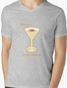 Make mine a Golden Cadillac Mens V-Neck T-Shirt