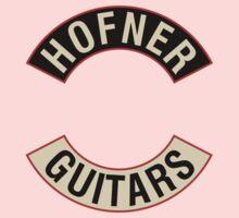 Hofner Guitars Kids Clothes