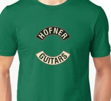 Hofner Guitars Unisex T-Shirt