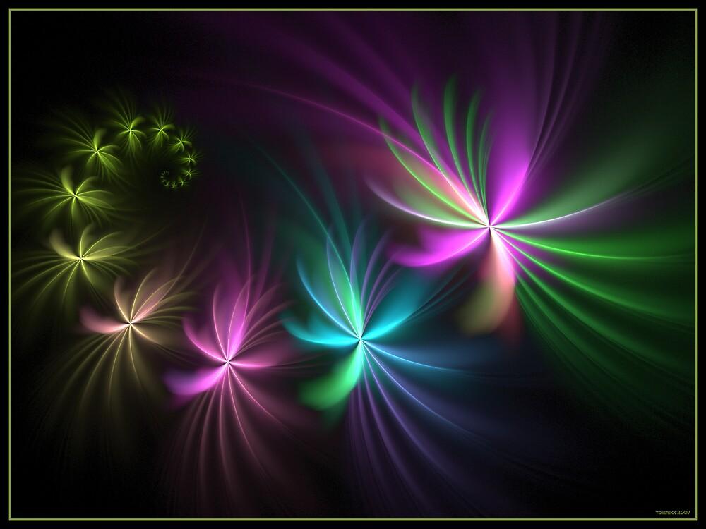 Soft Flowers by tdierikx
