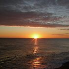 Sunrise at Cley by Mark49