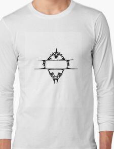 Alien Visor Long Sleeve T-Shirt