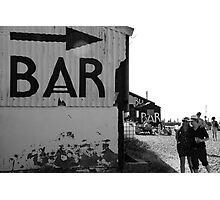 bar Photographic Print