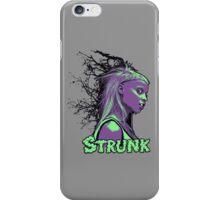 Strunk - Die Antwoord iPhone Case/Skin
