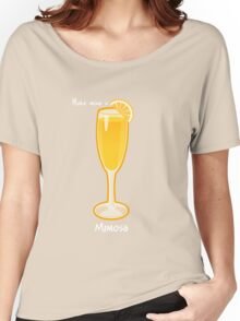 Make mine a Mimosa Women's Relaxed Fit T-Shirt