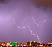 Natures Fury - Las Vegas by vegasstorms