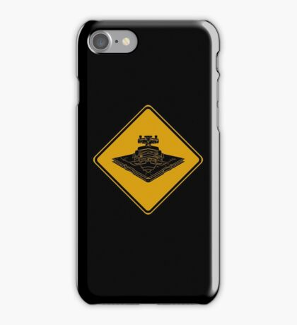 Destroyer Crossing iPhone Case/Skin