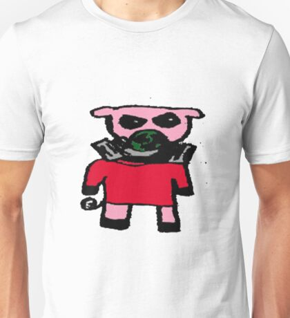 Peppa Infectada  Unisex T-Shirt