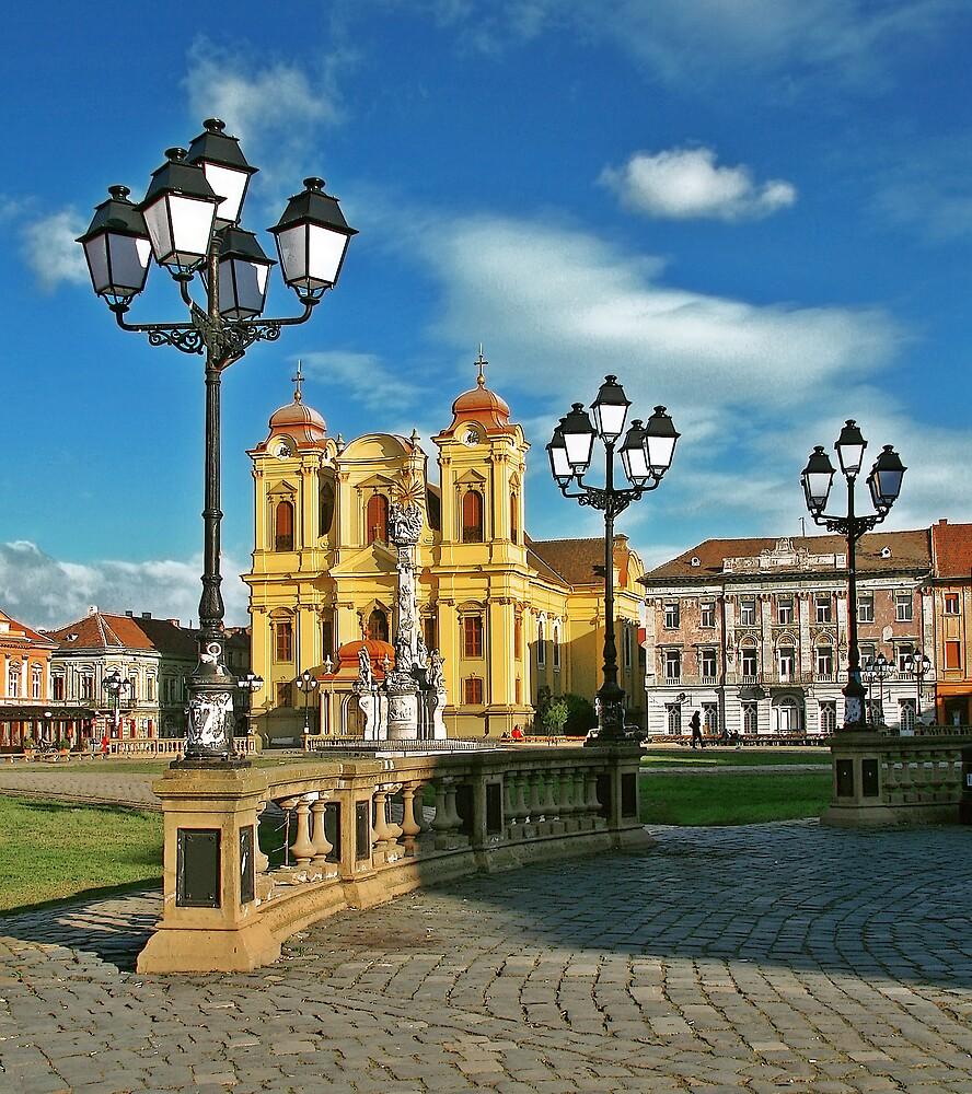Timisoara in colours XIII by GabiB