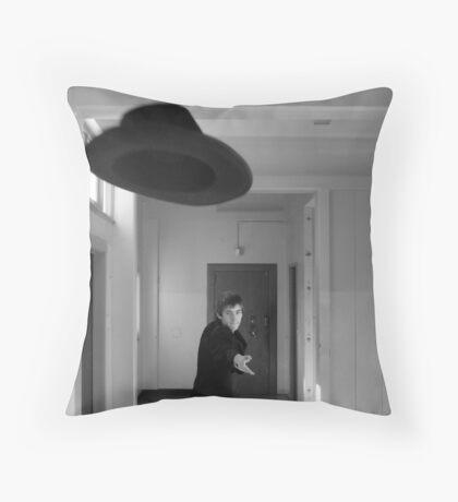 HATS! Throw Pillow
