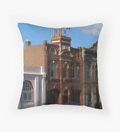 Dream Of The Past Throw Pillow