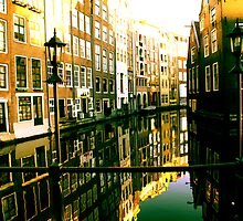 Amsterdam by elleboitse