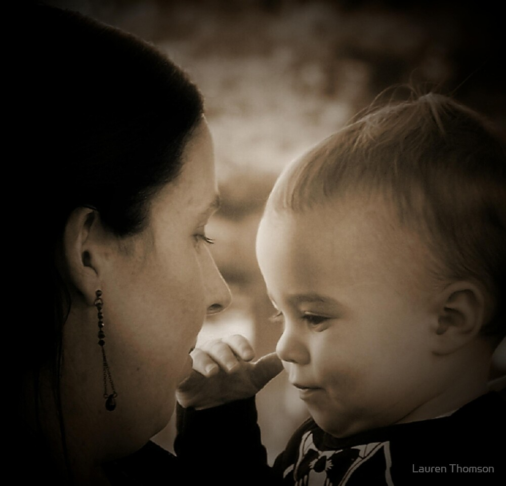 A Tender Moment by Lauren Thomson