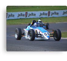 Formula V Canvas Print