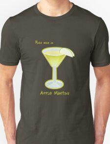 Make mine an Apple Martini T-Shirt