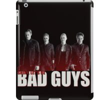 Vampires don't sparkle, but they can be shiny iPad Case/Skin