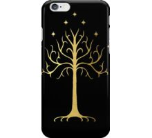 golden tree of Gondor iPhone Case/Skin