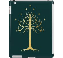 golden tree of Gondor iPad Case/Skin