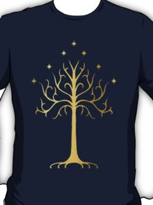 golden tree of Gondor T-Shirt