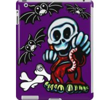Zombie Design  iPad Case/Skin