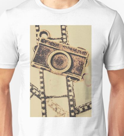 Old film camera Unisex T-Shirt