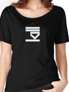 uoıʇɔǝɹıp ʎɯ ʍolloɟ ʇ,uop Women's Relaxed Fit T-Shirt