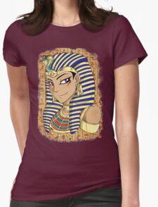 Pharaoh Atem Yu-Gi-Oh! Womens Fitted T-Shirt