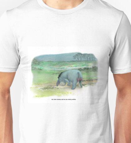 waffles and grievances Unisex T-Shirt