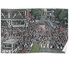 Shibuya Shuffle Poster