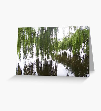 River of Tears Greeting Card