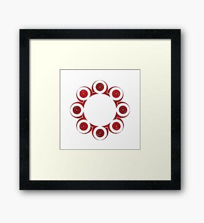 Ruh (Spirit) Framed Print