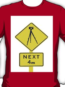 Tripod Ahead T-Shirt