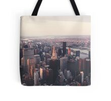 Living In The City Tote Bag