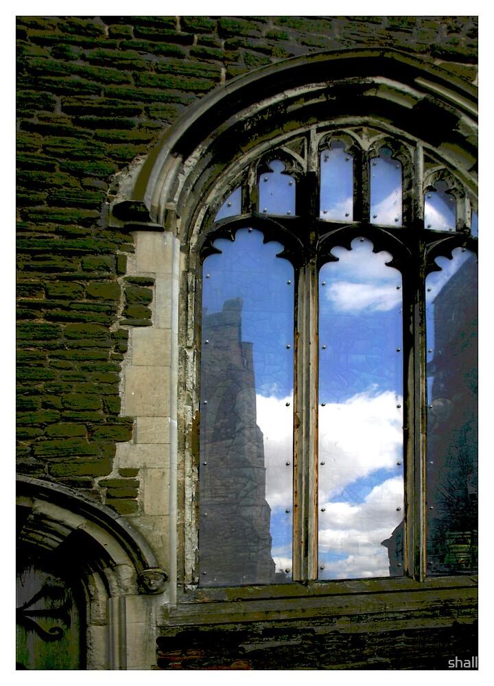 Church Window by shall