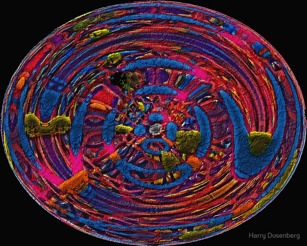 Abstraction 1 by Harry Dusenberg