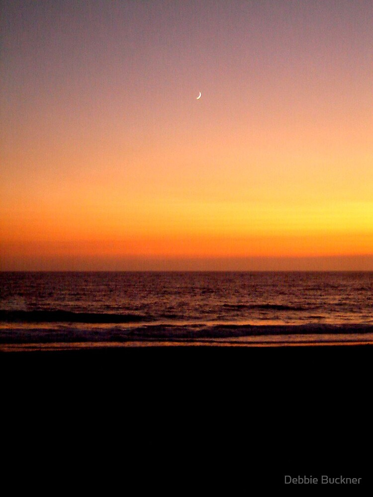 Sunset in Dana Point 1 by Debbie Buckner