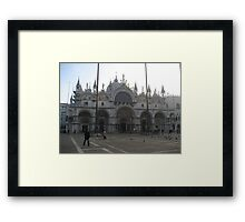 St. Mark's Cathedral, Venice Framed Print