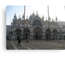 St. Mark's Cathedral, Venice Canvas Print