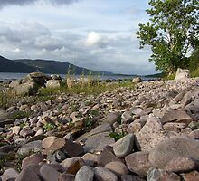 Loch Ness Scotland by LisaRoberts