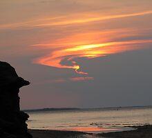 Memorable Sunset by danita