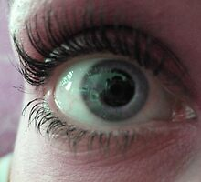 Eye in a camera by bex993