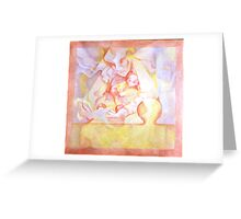 PUZZLE PIECE #9 Greeting Card