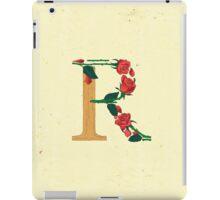 Le Jardin de Adalaine - R iPad Case/Skin