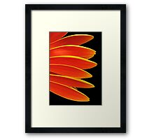 SHE LOVES ME..... Framed Print
