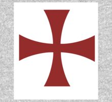 Knights Templar 1 - Holy Grail - templars - crusades One Piece - Long Sleeve